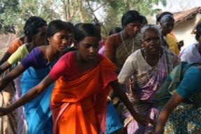 Tribal dance, Jharkhand