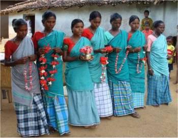 Tribal Women, Jharkhand